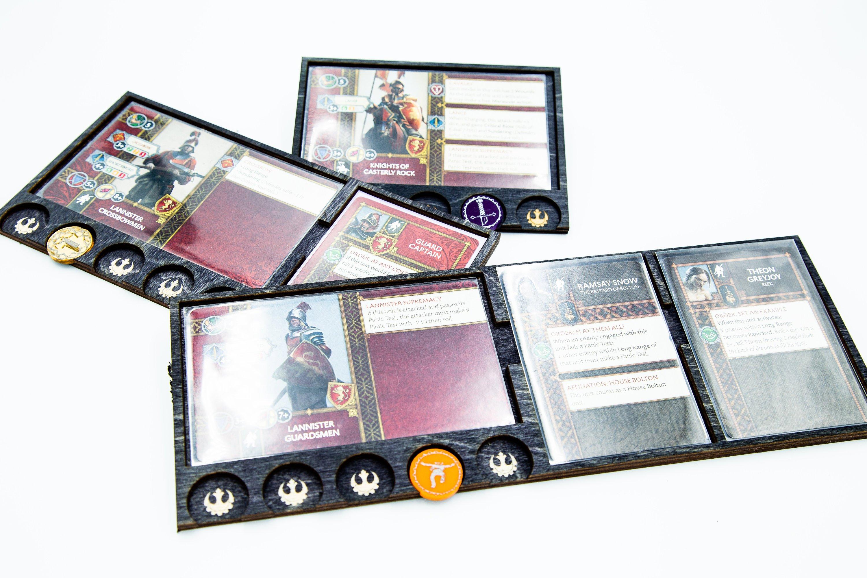 RebelLightWorks Supprt de cartes 01
