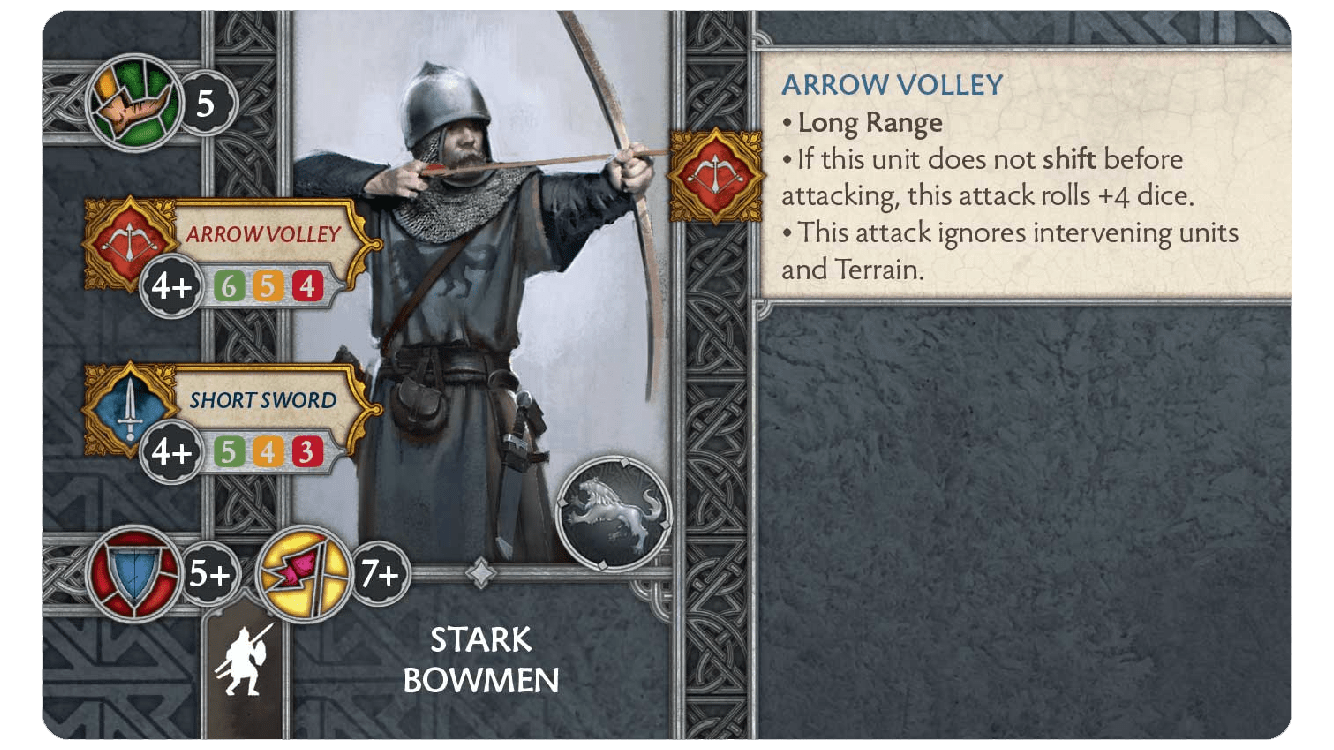 Stark Bowmen US Verso