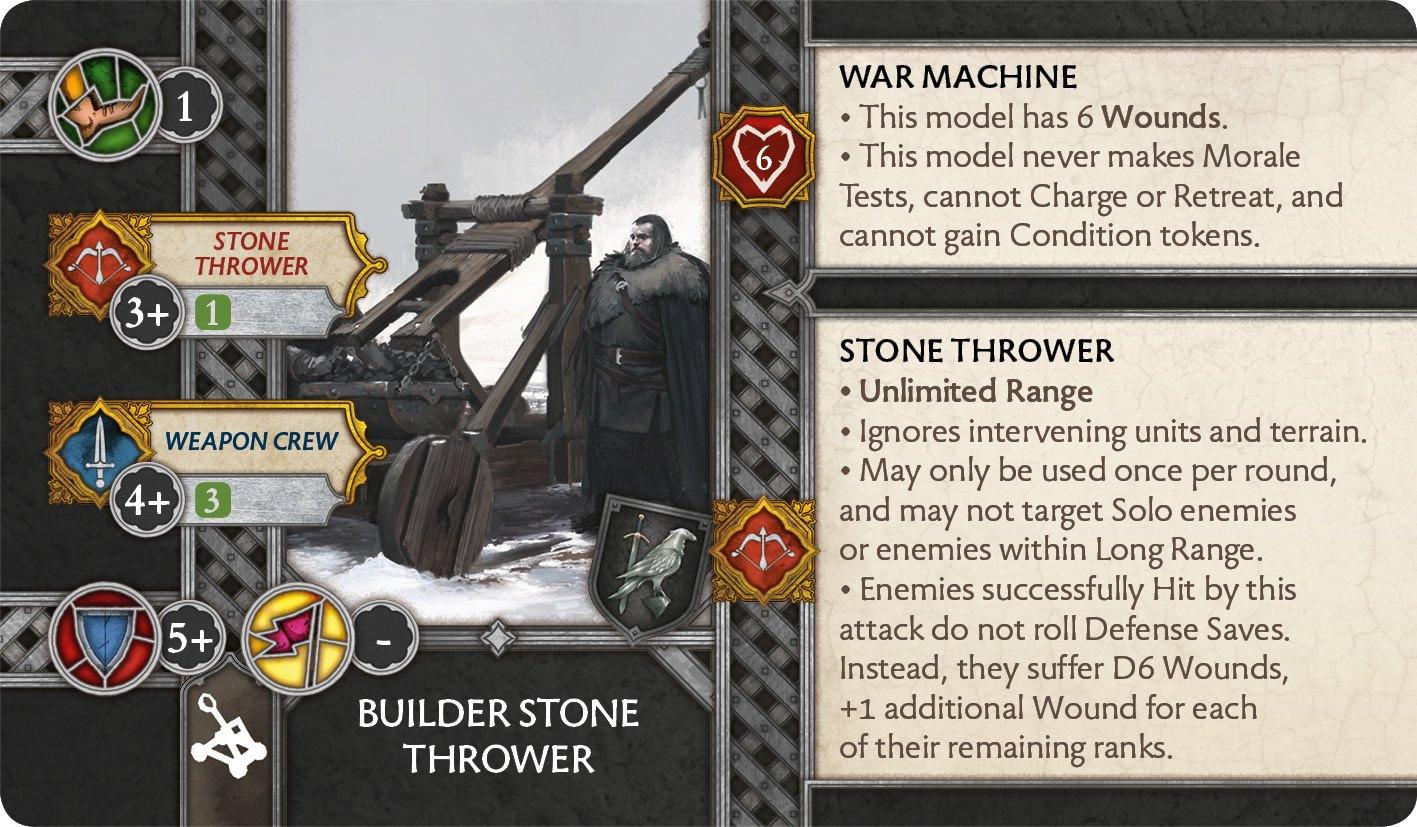 Builder Stone Thrower (Verso) US