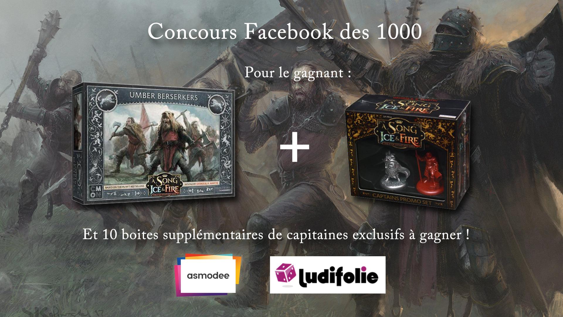 Concours 1000 FB FR