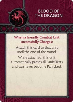 Targaryen - Blood Of The Drogon