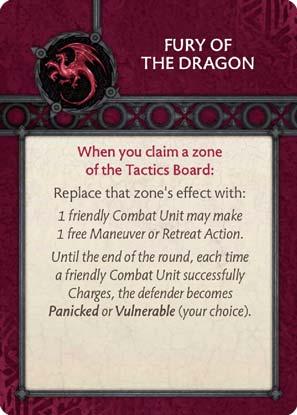 Targaryen - Fury Of The Dragon