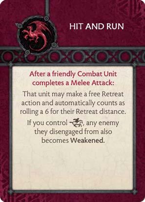 Targaryen - Hit And Run