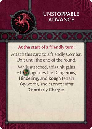 Targaryen - Unstoppable Advance